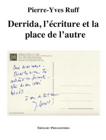 Site Jacques Derrida - Jacques Derrida, l'écriture et la place de l'autre | caravan - rencontre (au delà) des cultures -  les traversées | Scoop.it