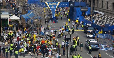 The Tragedy in Boston — A Window into Social Media | Länksamling sociala medier | Scoop.it