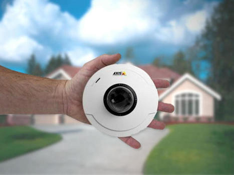 DIY: home surveillance with IP network cameras - CNET | Tech Treats | Scoop.it