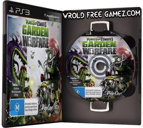Plants Vs Zombies Garden Warfare PS3 Download Free Games   Ultimate Gaming Zone   Fully Top 10 Gamez   Scoop.it