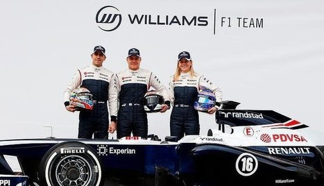 F1 Driver Susie Wolff on the Tipping Point of Success | Performance Project | Scoop.it
