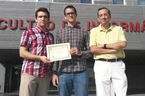 Premio para dos alumnos de la UMU   La Universidad de Murcia en la Red   Scoop.it