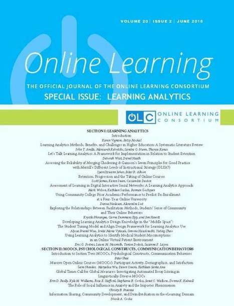OLC Online Learning Journal | Wiki_Universe | Scoop.it