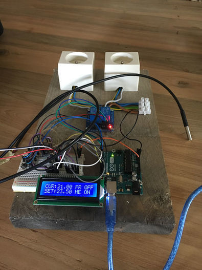 Arduino Based Beer Fermenter Thermostat | Arduino, Netduino, Rasperry Pi! | Scoop.it