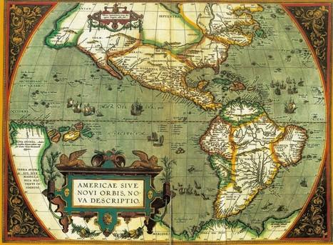 Tordesillas: el primer reparto del mundo | Geografia mundial | Scoop.it
