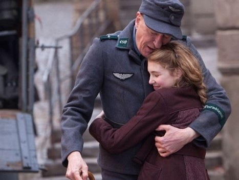 The Book Thief Review: Words Lift the Human Spirit - Movie Fanatic | Books and More | Scoop.it