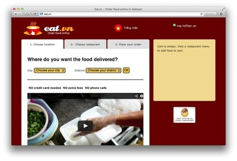 Top 4 Players in Vietnam's Food Delivery Battle | Vietnam ICT start-up | Scoop.it
