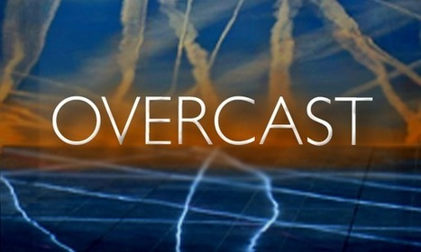 """""""Overcast"""" Documentary Exposes What's Really Behind Airplane Contrails 