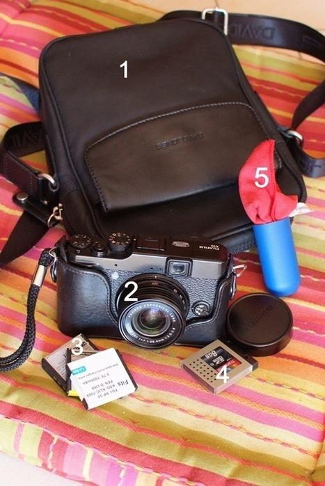 Mais qu'y a-t-il dans vos sacs photo? | Darth's Blog | Liens photo pour le cerveau | Scoop.it