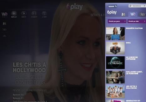 6Play, LA grande nouveauté du groupe M6   Com@Visée...   Actus réseaux sociaux   Scoop.it