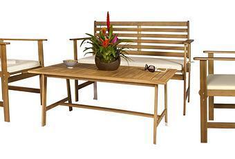 Mobilier d'extérieur tendance 2012 : le bois et le métal - Paperblog | Aménagement des espaces de vie | Scoop.it