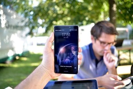 Prise en main du Huawei Mate S, que la Force Touch ne soit pas avec lui - FrAndroid | Geeks | Scoop.it