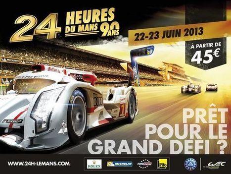 24 Heures du Mans 2013, 90 ans Ça se fête ! | Histoire du sport automobile : le passé au présent... | Scoop.it