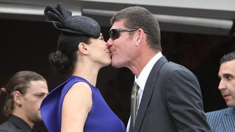 Stress killed the relationship - James Packer and Erica to divorce after six years - The Daily Telegraph   Meditations   Scoop.it