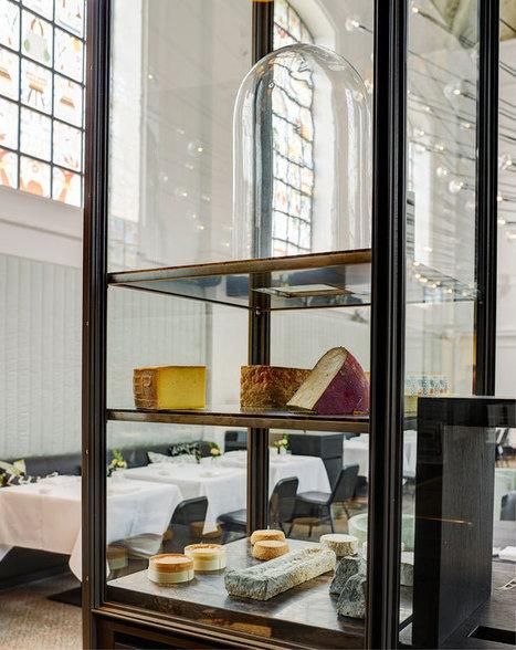 Ils transforment une église en restaurant | Food & chefs | Scoop.it