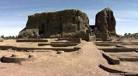 The remains of part of the ancient Nubian city of Kerma | Culturally Teaching | Scoop.it