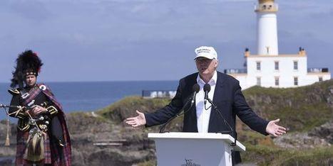 Le discours confus de Donald Trump sur le climat - le Monde | Actualités écologie | Scoop.it
