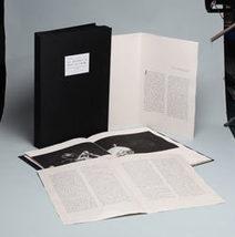Imprimerie Nationale - Bibliophilie Contemporaine et Livres d'Artistes   MUSÉO, ARTS ET SPECTACLES   Scoop.it