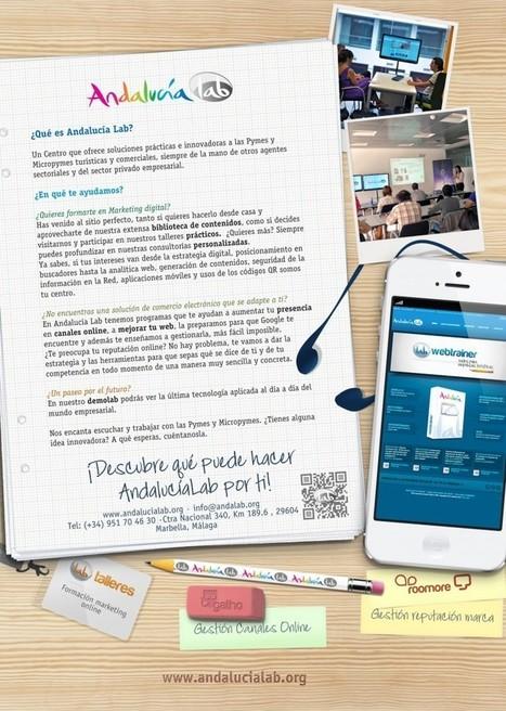 ¿Qué es Andalucía Lab?¿Y cómo puede ayudarme? - Andalucia Lab | Competitividad y Turismo | Scoop.it