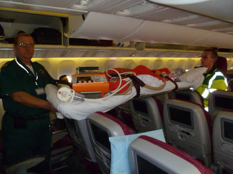 Medical Repatriation - Heathrow Air Ambulance | HEALTH LINKS HAA | Scoop.it