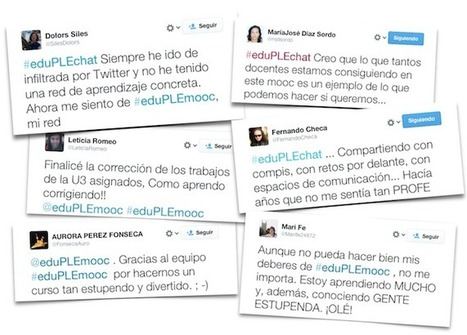 Regresa #eduPLEmooc, revisado y expandido | Educacion, ecologia y TIC | Scoop.it