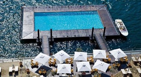 The 21 Most Breathtaking Pools In The World. | Evrystry (because EVERY STORY matters) | Scoop.it