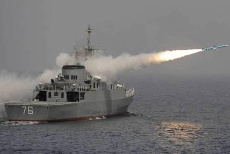 L'Iran pourrait construire des bases navales en Syrie et au Yémen | About Geopolitics | Scoop.it