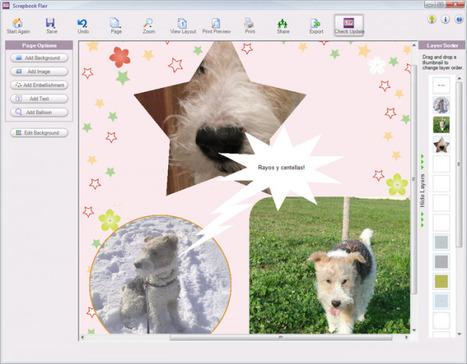 Aplicaciones gratuitas para crear collages | Onsoftware | Aplicaciones y Herramientas . Software de Diseño | Scoop.it