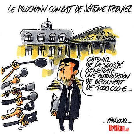 Jérôme Kerviel : sa peine abaissée de 99.8% ! | Econopoli | Scoop.it