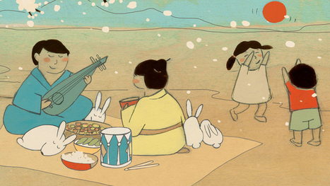 'Dumplings' And Bunnies: Asian Folk Songs For Kids | Year 1 English - Children's poetry and songs - Asia | Scoop.it