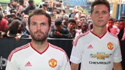 Manchester United face £20m Adidas Champions League blow | In the net. Football | Scoop.it