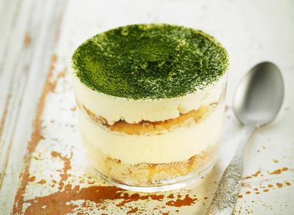 Tiramisu au thé vert - Madame Figaro | thé | Scoop.it