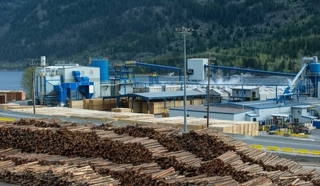 Shrinking timber supply sends B.C. companies on U.S. mill buying spree | Timberland Investment | Scoop.it