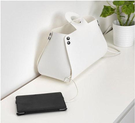 IDEBO es la bolsa de IKEA para ocultar los cables en casa   Mil Ideas de Decoración   Decoración de interiores   Scoop.it