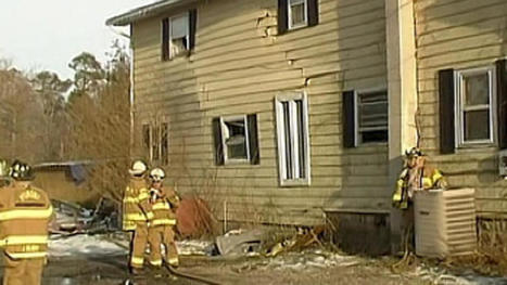 South Jersey Home Destroyed After Heating Device Explodes - NBC 10 Philadelphia | RRF | Scoop.it