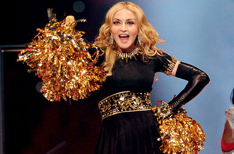 MADONNA A YANKEE? Sets Tour Dates, 2Play Yankee Stadium | TonyPotts | Scoop.it