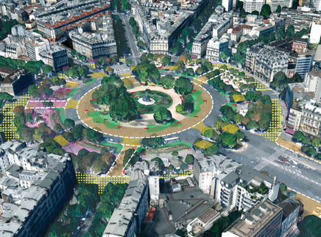 Paris: Redesigning Intersections For Pedestrians, Not Cars | Lorraine's Place and Liveability | Scoop.it