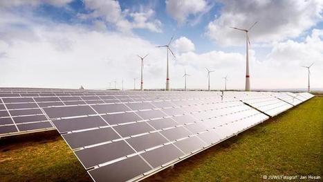 El futuro es de las energías renovables - REVE | ECOSALUD | Scoop.it