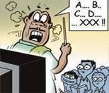 तुम बेवकूफ हो - नवभारत  टाइम्स | Hindi Jokes | Scoop.it