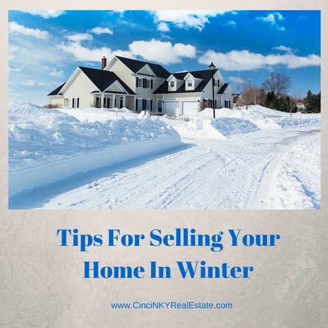 Home Selling Tips For The Winter | Real-Estate and Home Staging | Scoop.it