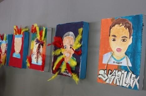 Exposition des travaux de l'atelier créatif des P'tits amis du Musée   Tahiti Infos   Océanie   Scoop.it