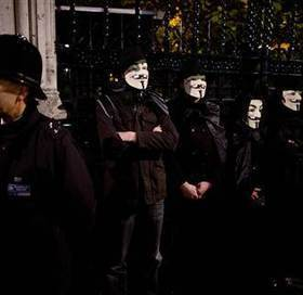War on Anonymous: British Spies Attacked Hackers, Snowden Docs Show - NBC News | Info Security News | Scoop.it