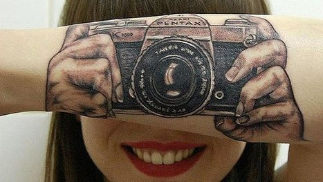 25 Most Beautiful and Awesome Travel Inspired Tattoos for Girls | Tattoos | Scoop.it