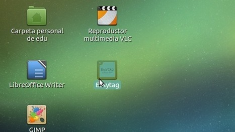 Cómo crear accesos directos en el escritorio de Ubuntu | DOCENCIA | Scoop.it