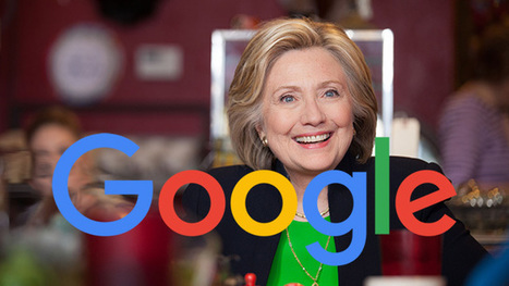 Google Manipulating Hillary Clinton's Search Completions? | Veille et Intelligence Economique | Scoop.it