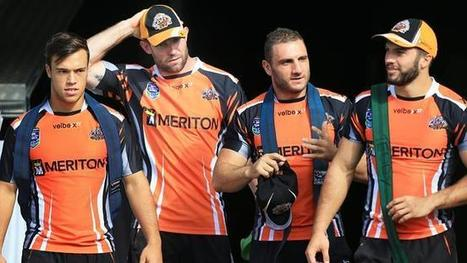 Wests Tigers players have gone to extraordinary lengths to be fit enough for Friday's clash | Sports Science | Scoop.it