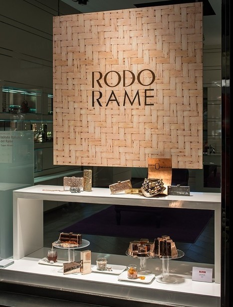 Rodo & Rame: Rodo does homage to copper metal | Le Marche & Fashion | Scoop.it