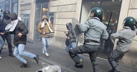 Rom contro Carabinieri, guerriglia nella capitale | Salute, benessere,stare bene | Scoop.it