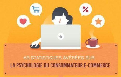 Infographie : 65 chiffres sur la psychologie du consommateur e-commerce en 2016 | Acheteurs, Shopper and Consumer Insights. | Scoop.it