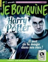 Je Bouquine n° 394 - Décembre 2016 | PRESSE au CDI : c'est le Bouquet ! Collège Le Verger | Scoop.it